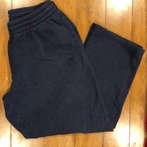 Blue Nike Sweatpants